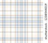 tartan  plaid pattern seamless...   Shutterstock .eps vector #1238544019