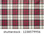 Plaid Fabric Texture....