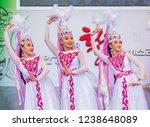 andong   south korea   oct 01   ... | Shutterstock . vector #1238648089