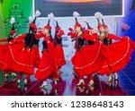 andong   south korea   oct 01   ... | Shutterstock . vector #1238648143