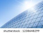 building structures aluminum... | Shutterstock . vector #1238648299