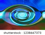 abstract image with twirl... | Shutterstock . vector #1238667373