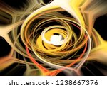 abstract background with twirl... | Shutterstock . vector #1238667376