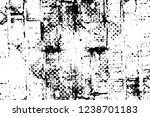 grunge overlay layer. abstract... | Shutterstock .eps vector #1238701183