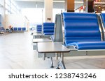 seats in the airport lounge | Shutterstock . vector #1238743246