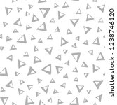 seamless abstract pattern with... | Shutterstock . vector #1238746120