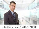 happy business man portrait at... | Shutterstock . vector #1238776000