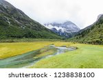 beautiful scene in the daocheng ... | Shutterstock . vector #1238838100