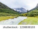 beautiful scene in the daocheng ... | Shutterstock . vector #1238838103