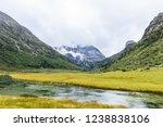 beautiful scene in the daocheng ... | Shutterstock . vector #1238838106