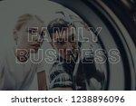repairman are working.... | Shutterstock . vector #1238896096