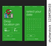 drop and share location pin app ...