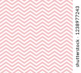red chevron seamless baby... | Shutterstock .eps vector #1238977243