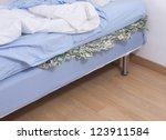 savings or bank run concept ... | Shutterstock . vector #123911584