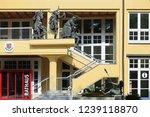 sonthofen bavaria germany    09 ... | Shutterstock . vector #1239118870
