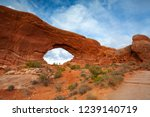 moab utah usa   july 18 2013... | Shutterstock . vector #1239140719