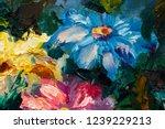 Flowers Paintings Monet...