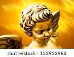 Golden Cherub