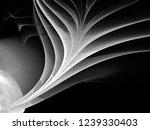 digital abstract fractal...   Shutterstock . vector #1239330403
