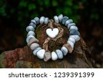 chain of stones with stone... | Shutterstock . vector #1239391399