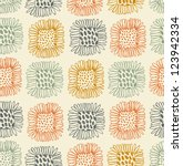 Bright Seamless Floral Pattern...