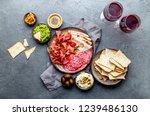 Antipasto. Meat Platter  Chips...