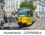 lviv  ukraine   may 12 2018 ... | Shutterstock . vector #1239583816