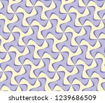 tileable recurring sinuous warp ... | Shutterstock .eps vector #1239686509