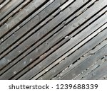 natural wood for door  wall ... | Shutterstock . vector #1239688339