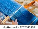 woven fabrics northern...   Shutterstock . vector #1239688510