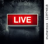 """live"" warning board message is ... 