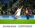 twickenham  uk. 24th november...   Shutterstock . vector #1239763633