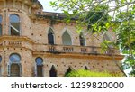 exterior of unfinished...   Shutterstock . vector #1239820000