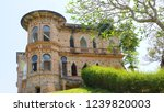 exterior of unfinished...   Shutterstock . vector #1239820003