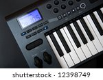 the part of professional midi... | Shutterstock . vector #12398749