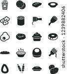 solid black vector icon set  ...   Shutterstock .eps vector #1239882406