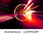 Excessive Speed On The...