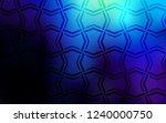 dark blue vector layout with... | Shutterstock .eps vector #1240000750