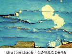peeling paint texture as... | Shutterstock . vector #1240050646