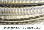 fittings for pipe fastening.... | Shutterstock . vector #1240056160