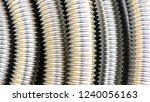 fittings for pipe fastening.... | Shutterstock . vector #1240056163