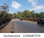 cambodia. angkor wat | Shutterstock . vector #1240087570