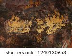 thai traditional art about... | Shutterstock . vector #1240130653