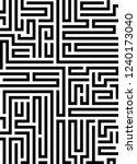 abstract vector background... | Shutterstock .eps vector #1240173040
