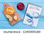 Fruits And Inscription Diet...