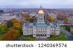 an aerial view focusing on the... | Shutterstock . vector #1240369576