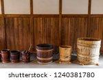 Old Bucket In Traditioanl...