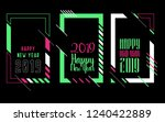 modern trend in the graph.... | Shutterstock .eps vector #1240422889