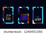 modern trend in the graph.... | Shutterstock .eps vector #1240451350