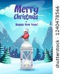 vector illustration greeting... | Shutterstock .eps vector #1240478566
